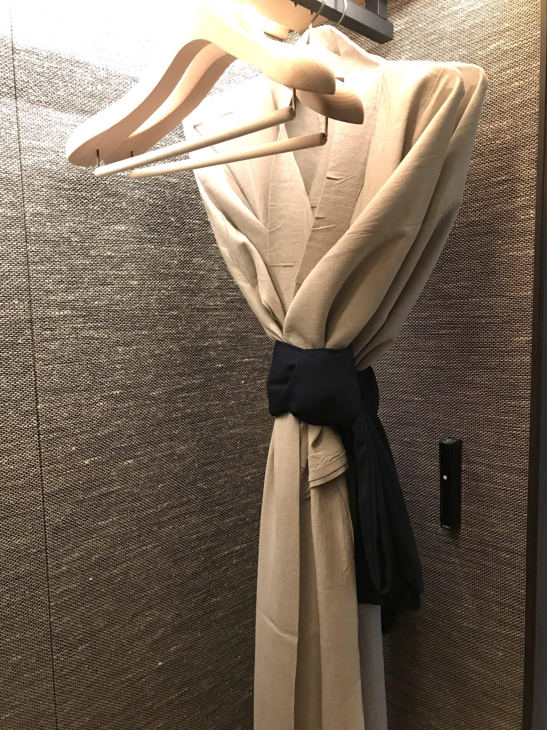 ザ・リッツ・カールトン日光浴衣の写真