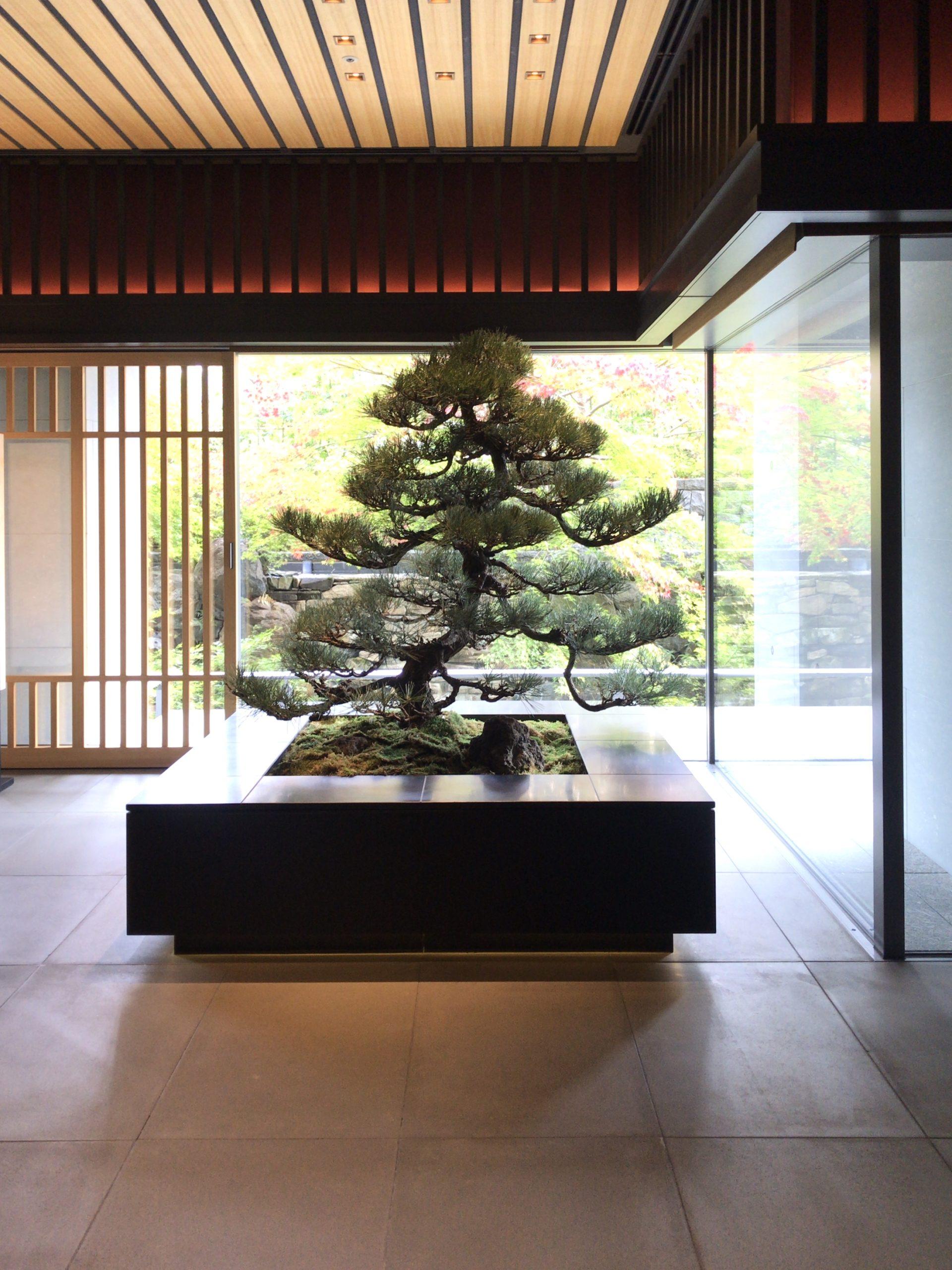 「ザリッツカールトン京都」のホテル内の様子