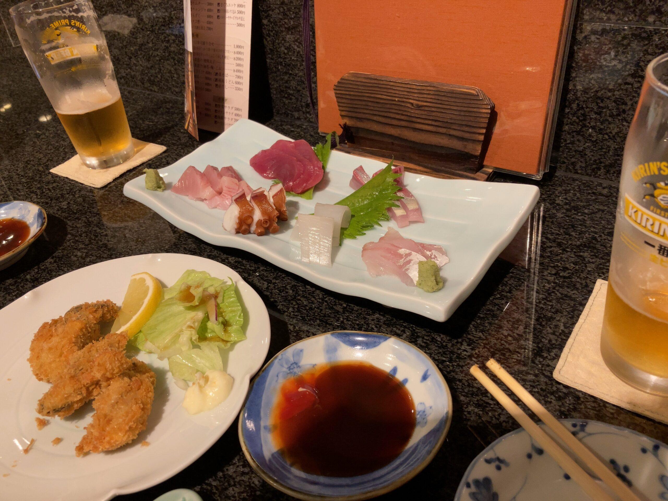 「フェアフィールドマリオット京都宮津」近くの居酒屋の料理写真