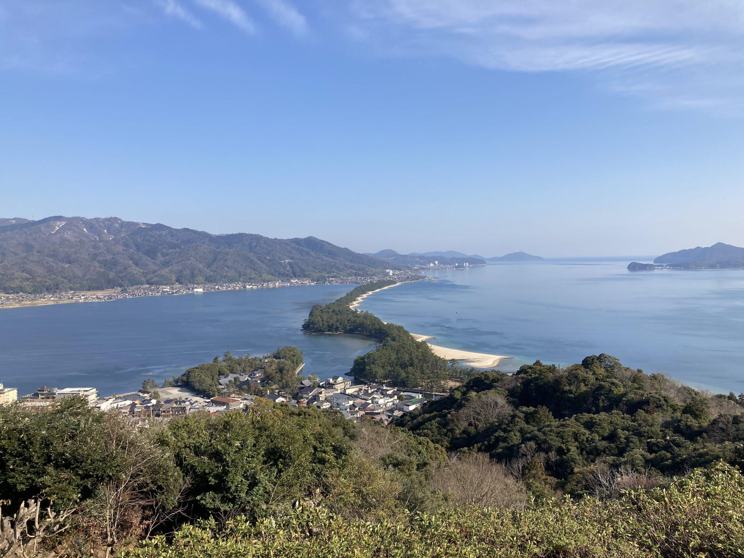 日本三景「天橋立」の写真