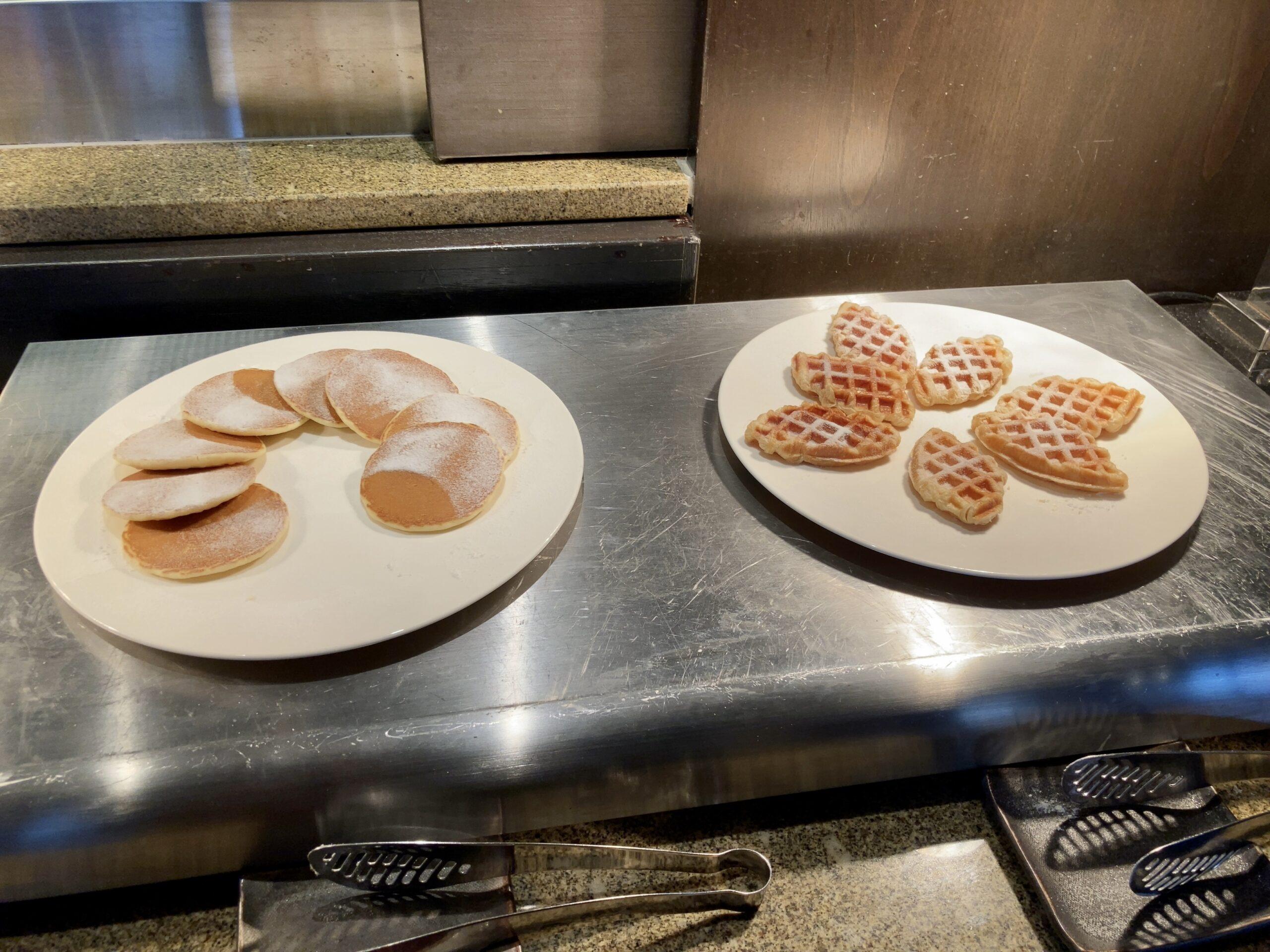 「ザリッツカールトン沖縄」「グスク」朝食ビュッフェの写真