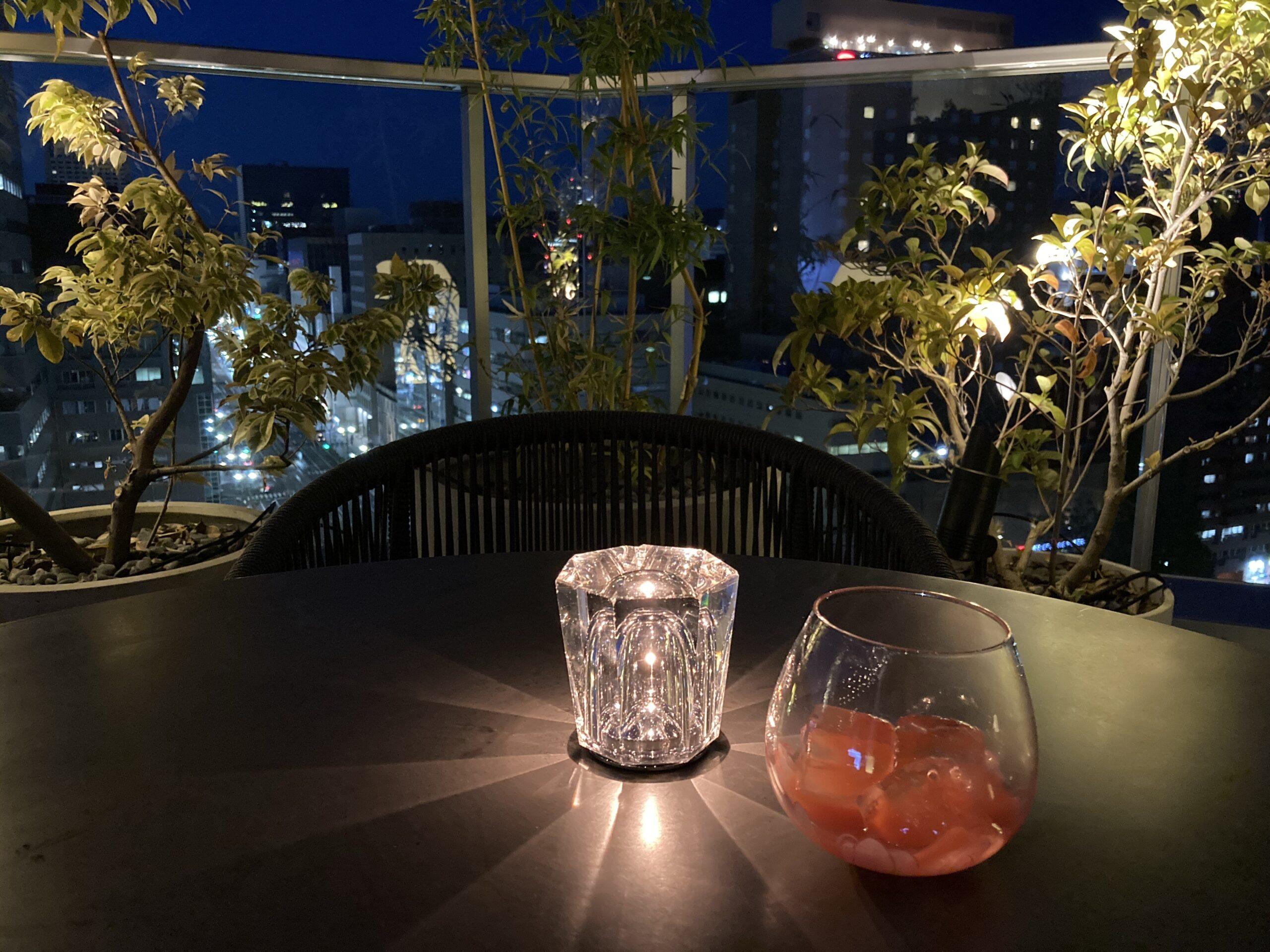 「ザノット広島」バーkeiの写真