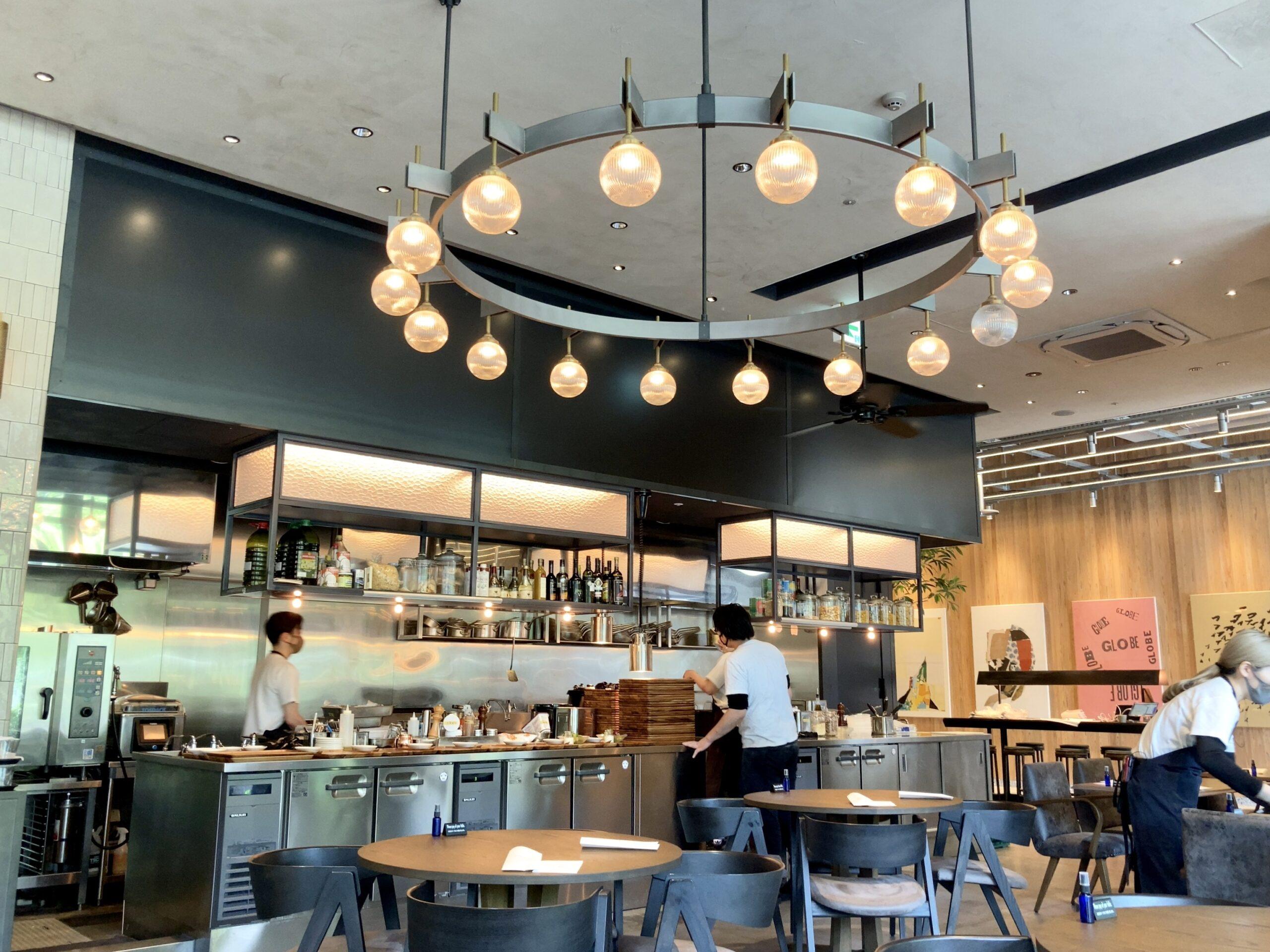 「ザノット広島」朝食レストランの写真