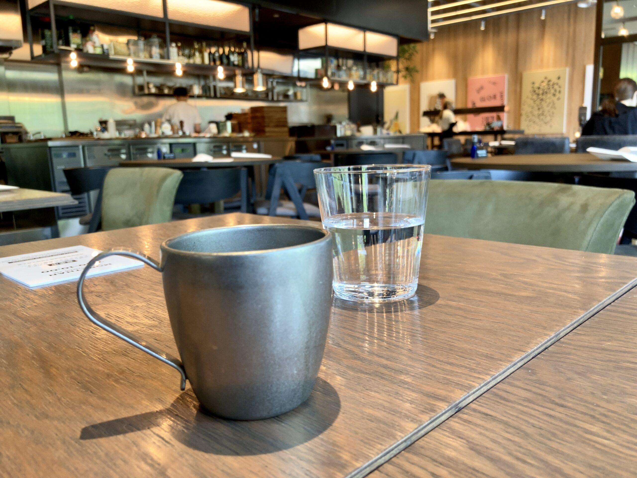 「ザノット広島」朝食の様子