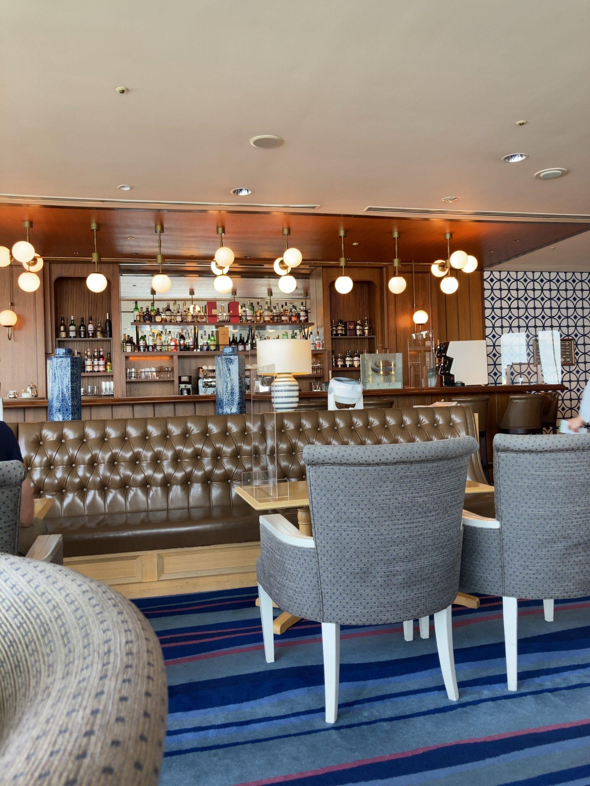 横浜グランドインターコンチネンタルホテル「マリンブルー」撮影画像