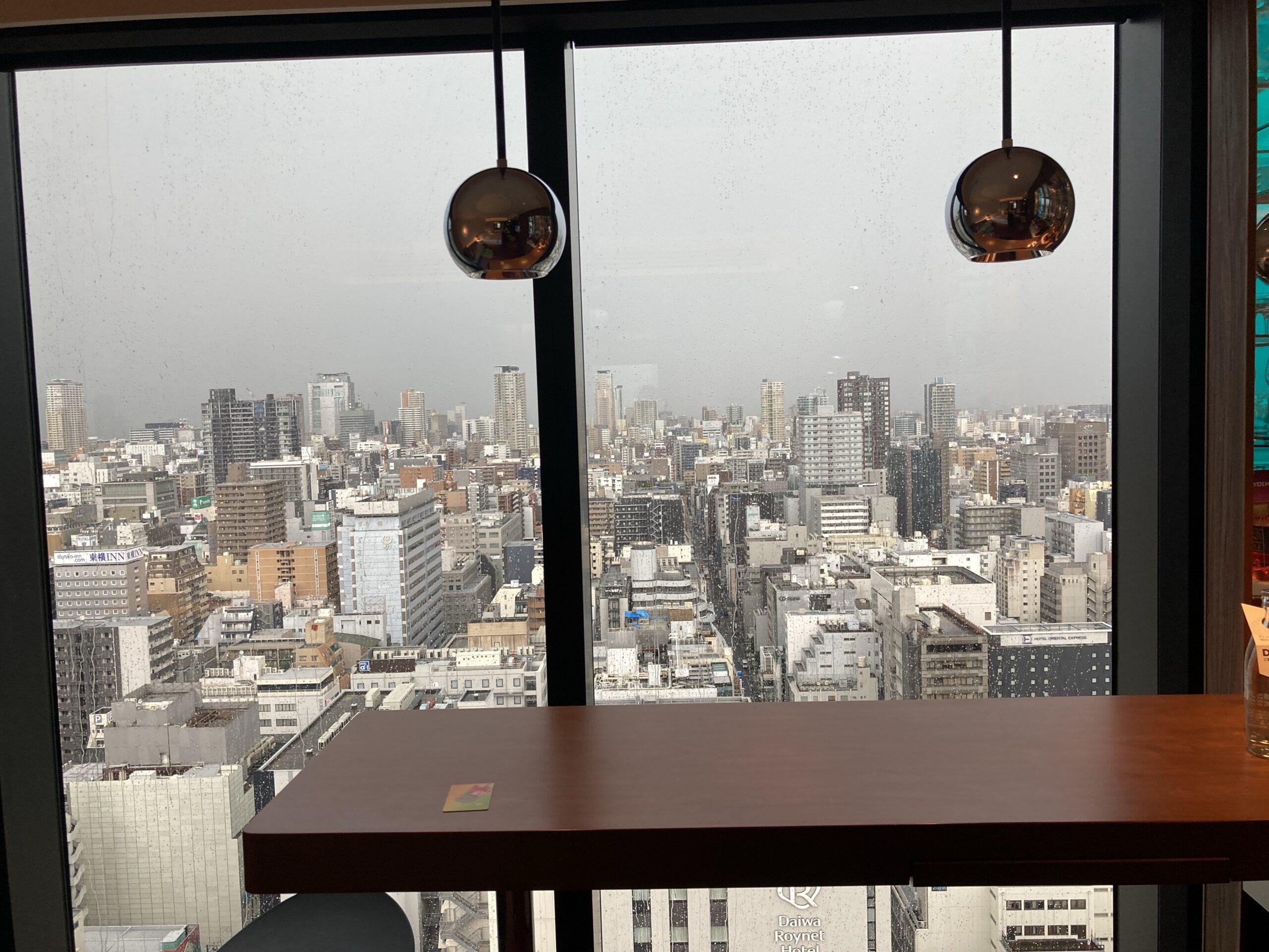 「W大阪」ワンダフルルームの様子