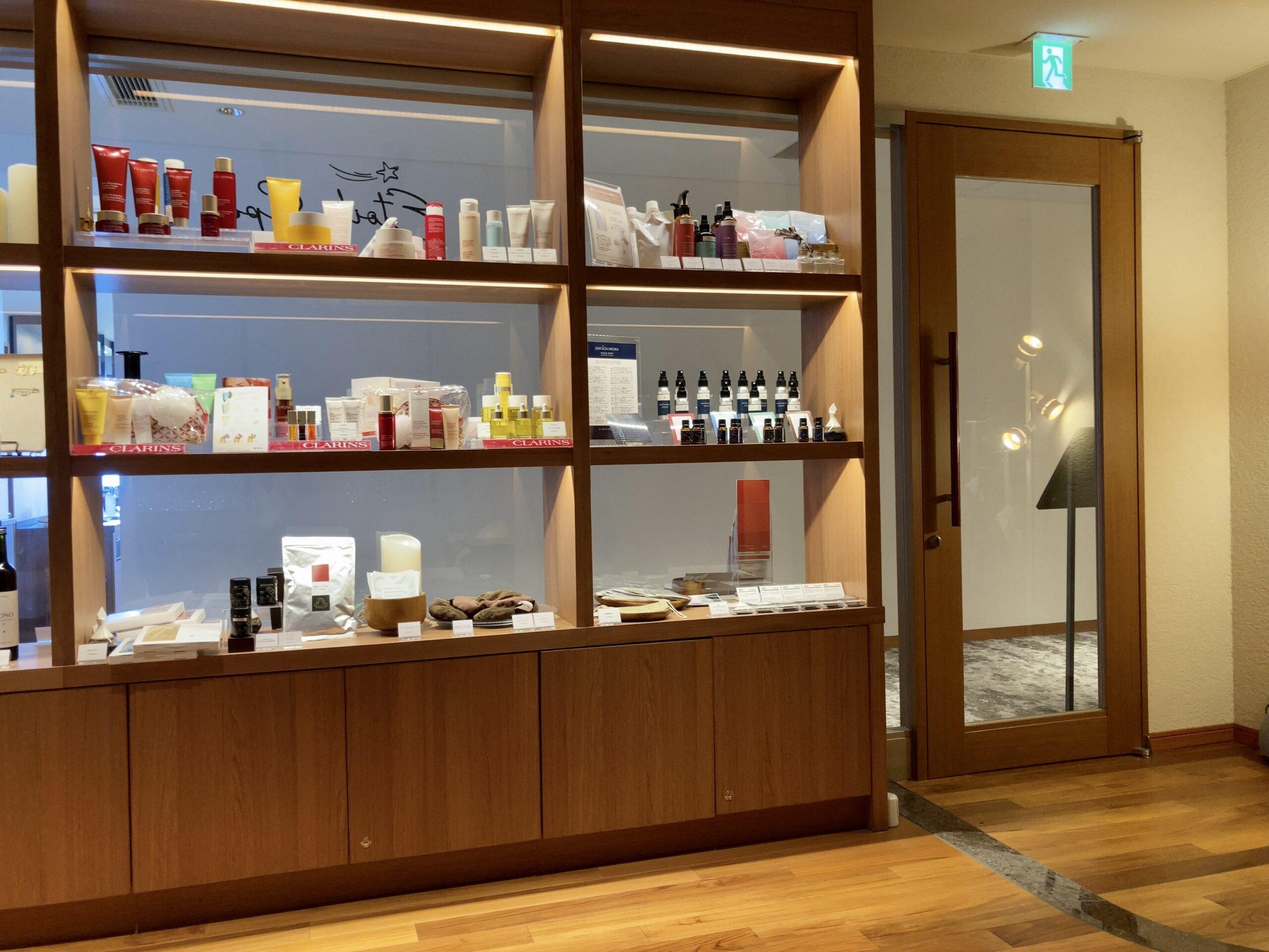 「伊豆ホテルリゾート&スパ」エステの写真